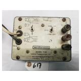 Wilcom Model T139 Circuit Termination Set