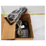 AT&T Remanufactured Black TT Phone