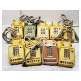 Lot of 9 TT Phones No handset