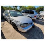 2003 Silver Acura CL 3.2 S (K $85)