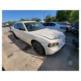 2007 White Dodge Charger