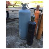 Welding Bottles / Tanks