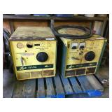 (2) Linde DAC-500C