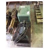 Linde model wc1 water motor motors