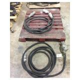 (2) 3 Phase cords