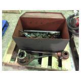 Ridgid Pipe threading equipment