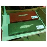 (2) SAE & Metric Socket sets