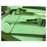 "36"" Trademaster aluminum Pipe wrench"