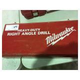 "Milwaukee 1/2"" angle drill"