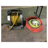 Assorted air hoses