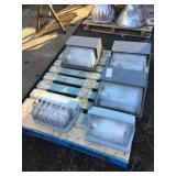 (5) Outdoor light fixtures