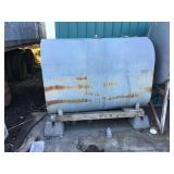 Oil tank (empty)