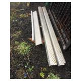 Pick up truck bed rails