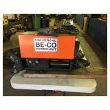 Universal BE-CO Power unit Barrel Roller
