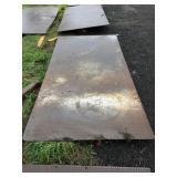 Diamond Plate Steel Sheet, 5