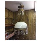 ALADDIN KEROSENE HANGING LAMP