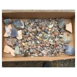 AGATES & OTHER MINERALS