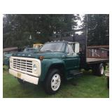 FORD F600