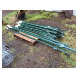 ASSORTED LENGTH T  POSTS