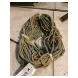 ROPE WITH LEAD WEIGHTS