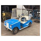 ELECTRIC GOLF CADDY CART, NO BATTERY, W/ CHARGER