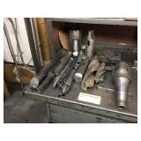 ASSORTED LATHE TOOLS