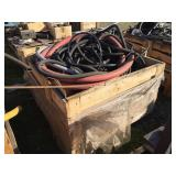 ASSORTED HOSES & MISC