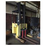HYSTER 40 ELECTRIC FORK LIFT, NO BATTERY