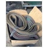 SCOTCH BRITE ABRASIVE BELTS