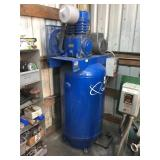 QUINCY QT-5 TWO STAGE AIR COMPRESSOR