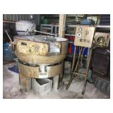 ROTO-FINISH VIBRATORY BOWL FINISHER