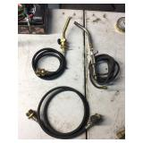 PROPANE TORCH HEADS & HOSES