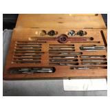 GTD GREENSFIELD TAP & DIE SET