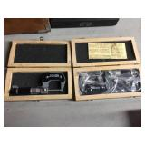 (2) CHICAGO BRAND MICROMETERS