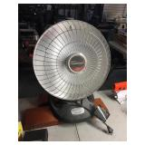 PRESTO ELECTRIC RADIANT HEAT DISH