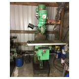 BRIDGEPORT J SERIES MILLING MACHINES
