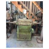 HAMMOND MACHINERY POLISHING / BUFFER MACHINE