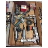 ASSORTED PNEUMATIC TOOLS
