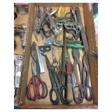 ASSORTED SNIPS & TOOLS