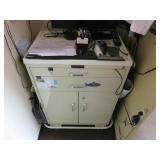 Portable Metal Cabinet