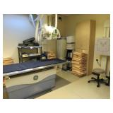 G.E. Proteus XR/a Radiographic System, DR Imaging