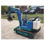 Kobelco SK - 007 Mini Excavator
