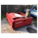 Nissan Hard Body Truck Box & Parts