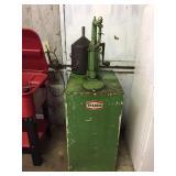 Texaco Labeled Oil Dispenser