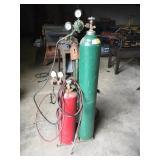 Oxy-Acetylene Welding Set