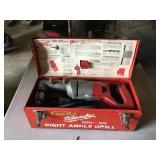 Milwauke Heavy Duty Right Angle Drill
