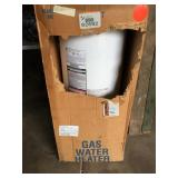 40 Gallon Natural Gas Hot Water Heater (New)