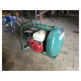 Rol-Air 5 Hp Air Compressor