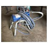 Graco 390 STS Air Less Paint Sprayer