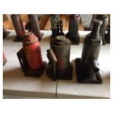 3 - Bottle Jacks